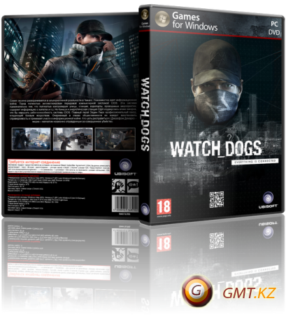 Watch Dogs Digital Deluxe + All DLC (2014/RUS/ENG/RePack от R.G. Games)