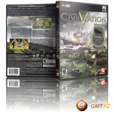 Sid Meier's Civilization V The Complete Edition (2013/RUS/ENG/RePack от xatab)