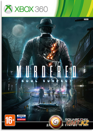 Murdered: Soul Suspect (2014/RUS/XGD3/PAL/LT+ 2.0)