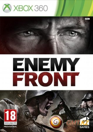 Enemy Front (2014/RUS/Region Free)
