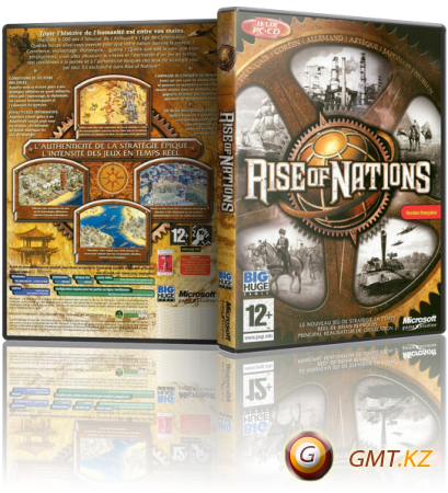 Rise of Nations: Extended Edition (2014/ENG/Пиратка)