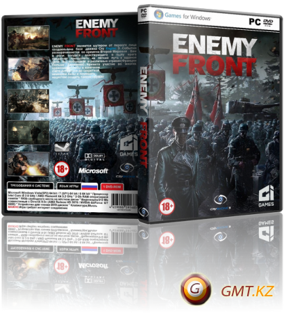 Enemy Front + 5 DLC (2014/RUS/ENG/RePack от MAXAGENT)