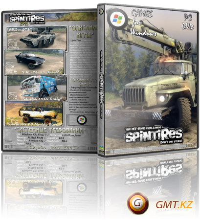 Spintires Build 03.03.16 (2014/RUS/ENG/RePack от SeregA-Lus)