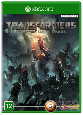 Transformers: Rise of the Dark Spark (2014/ENG/FreeBoot)