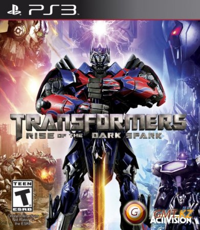 Transformers: Rise of the Dark Spark (2014/ENG/USA/4.55)