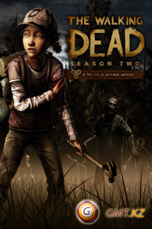 The Walking Dead: Season Two - Episodes 1-4 (2014/RUS/USA/CFW 4.21+)