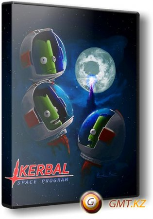 Kerbal Space Program v.1.4.2.2110 + DLC (2015/RUS/ENG/Лицензия)