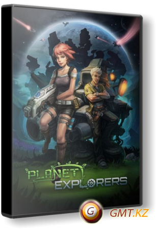 Planet Explorers Steam Edition (2014/ENG/ALPHA/RePack от MAXAGENT)
