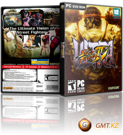 Ultra Street Fighter IV (2014/RUS/ENG/Лицензия)