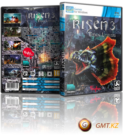 Risen 3: Titan Lords - Enhanced Edition (2015/RUS/ENG/RePack от xatab)
