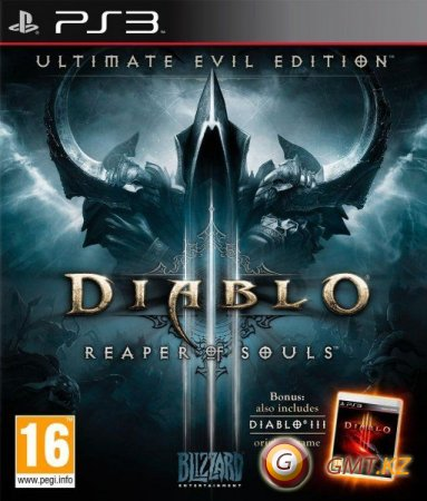 Diablo III: Ultimate Evil Edition (2014/ENG/USA)