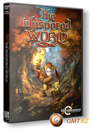 The Whispered World Special Edition (2014/RUS/ENG/MULTI6/RePack от R.G. Механики)