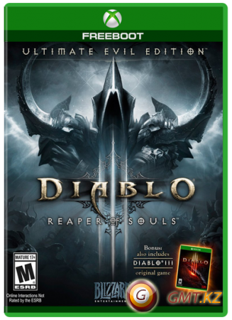 Diablo III: Ultimate Evil Edition + DLC (2014/RUS/FreeBoot)