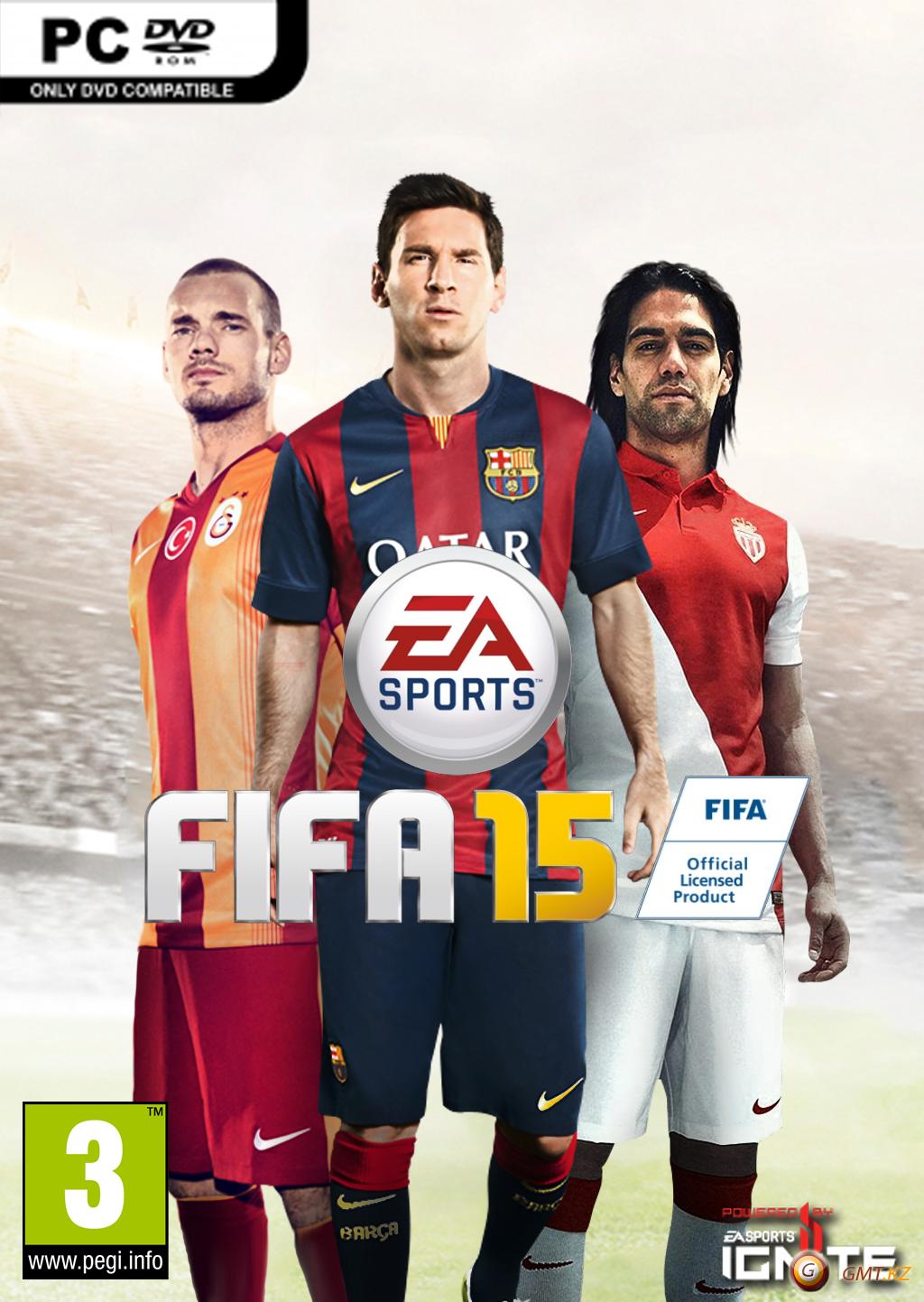 Скачать кряк v.1 для FIFA15