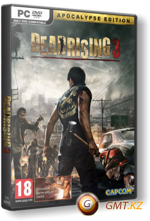 Dead Rising 3 Apocalypse Edition [Update 5] (2014/RUS/ENG/RePack от R.G. Механики)