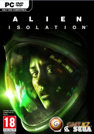 Alien: Isolation Crack (2014/RUS/ENG/Crack by CODEX)