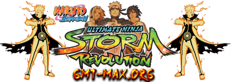Naruto Shippuden: Ultimate Ninja Storm Revolution + 3 DLC (2014/RUS/ENG/RePack by MAXAGENT)