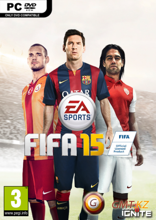 FIFA 15 Crack v.3.0 + Update (2014/RUS/ENG/Update 1-4 + Crack by 3DM)