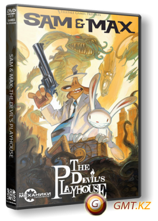 Sam and Max Anthology (2007-2010/RUS/ENG/RePack от R.G. Механики)