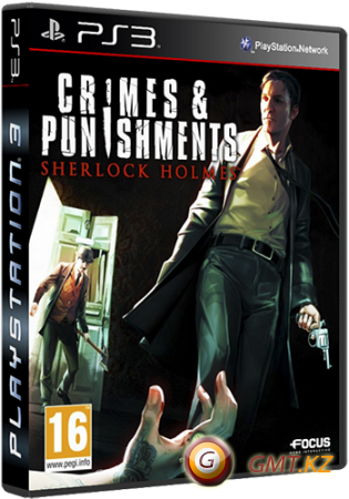 Sherlock Holmes: Crimes & Punishments (2014/ENG/USA/CFW 4.60+)