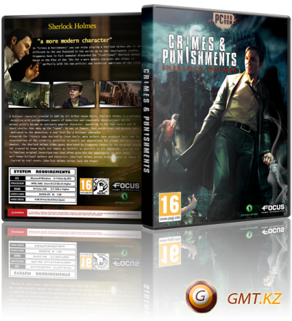 Sherlock Holmes: Crimes and Punishments (2014/RUS/ENG/RePack от xatab)