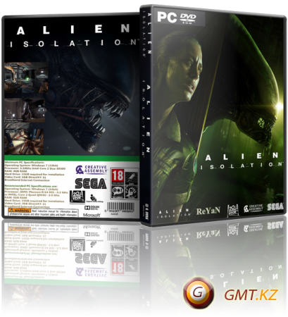 Alien: Isolation - Collection (2014/RUS/ENG/Лицензия)