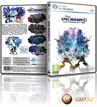Disney Epic Mickey 2: The Power of Two (2014/RUS/ENG/��������)