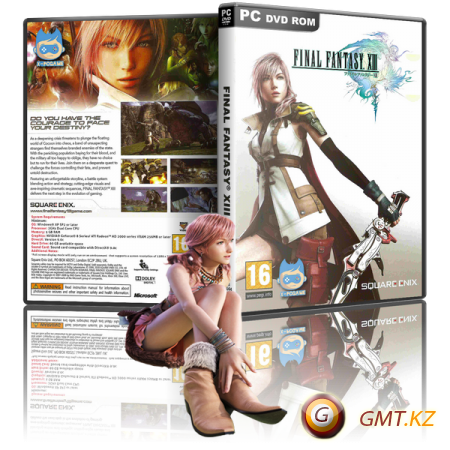 Final Fantasy XIII [Update 3] (2014/RUS/ENG/RePack)