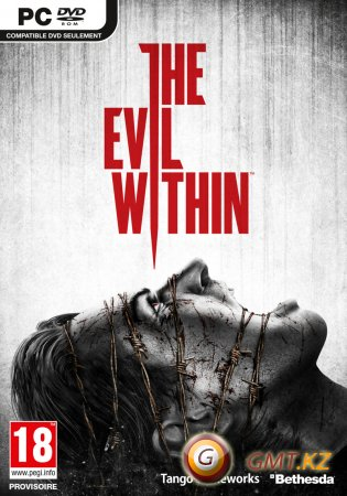 The Evil Within Crack (2014/RUS/ENG/Crack by RELOADED)