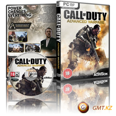 Call of Duty: Advanced Warfare Day Zero Edition (2014/RUS/ENG/RePack от MAXAGENT)