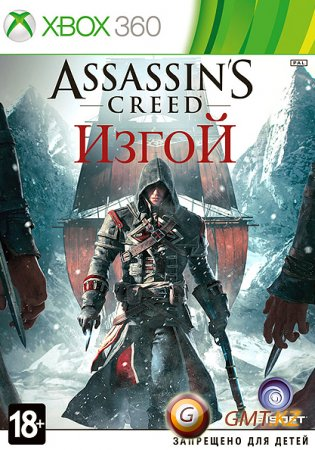 Assassin's Creed: Rogue (2014/RUS/Region Free/LT+3.0)