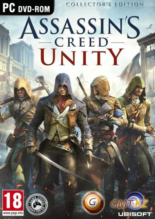 Assassins Creed: Unity Patch 5 + Crack (2014/RUS/ENG/Update v.1.5.0 + Crack by RELOADED)