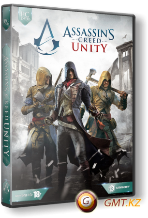 Assassin's Creed: Unity Gold Edition v.1.4.0 (2014/RUS/ENG/RePack �� MAXAGENT)