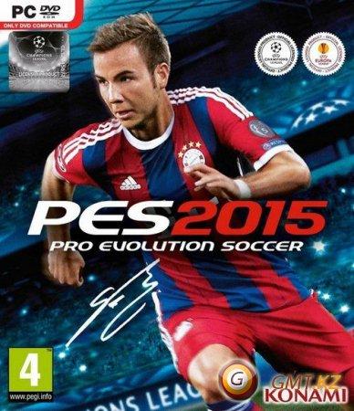 Русификатор Pro Evolution Soccer 2014