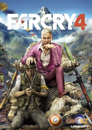 Far Cry 4 Crack (2014/RUS/ENG/Crack by RELOADED)
