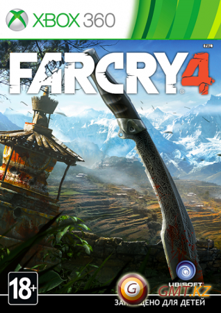 Far Cry 4 (2014/RUS/ENG/FreeBoot)