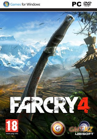 Far Cry 4 Patch v1.6.0 (2014/RUS/ENG/Update v1.6.0 + Crack by 3DM)