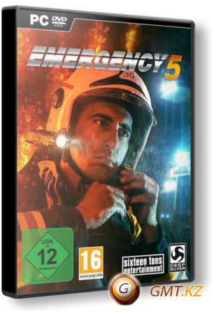 Emergency 5 Deluxe Edition (2014/ENG/MULTI5/Лицензия)