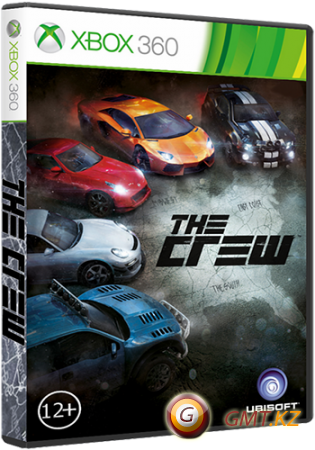 The Crew (2014/RUS/ENG/Region Free/LT+1.9)
