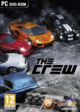 The Crew Crack (2014/RUS/ENG/Crack by Steam006)