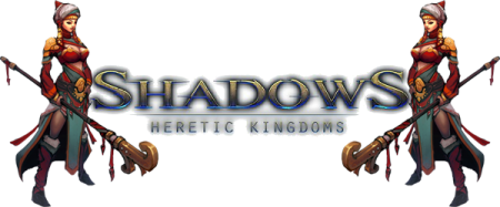 Shadows: Heretic Kingdoms - Book One Devourer of Souls (2014/RUS/ENG/RePack от xatab)