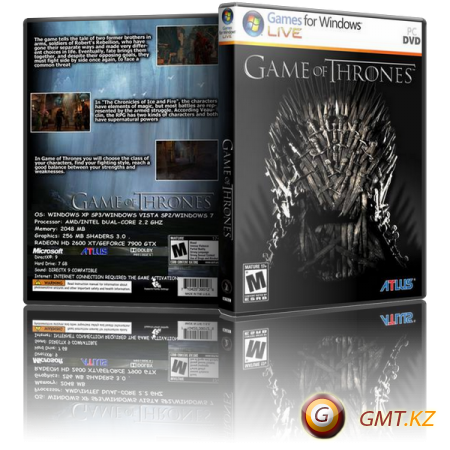 Game of Thrones - A Telltale Games Series Episodes 1-5 (2015/ENG/��������)