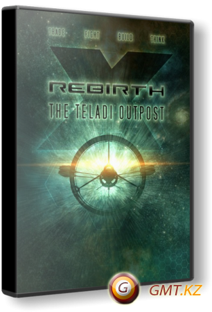 X Rebirth: Collector's Edition v.4.0 + 2 DLC (2016/RUS/ENG/Лицензия)
