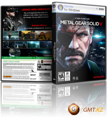 Metal Gear Solid V: Ground Zeroes v.1.005 (2014/RUS/ENG/Лицензия)