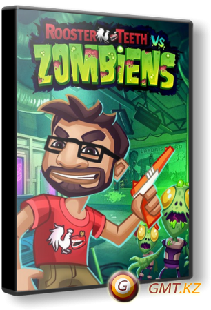 Rooster Teeth vs. Zombiens (2014/ENG/Лицензия)