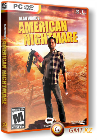 Alan Wake Dilogy (2012/RUS/ENG/RePack by SeregA-Lus)