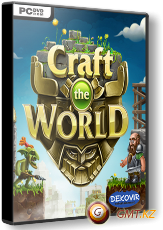 Craft The World (2015/RUS/ENG/��������)