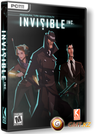 Invisible, Inc. v.1.0.183969 + DLC (2015/RUS/ENG/GOG)