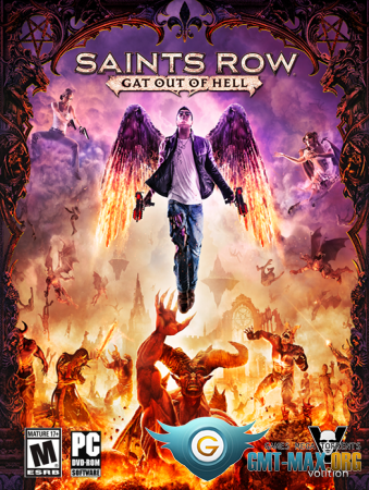 Saints Row: Gat out of Hell Update (2015/RUS/ENG/Update 1 + Crack by 3DM + RELOADED)