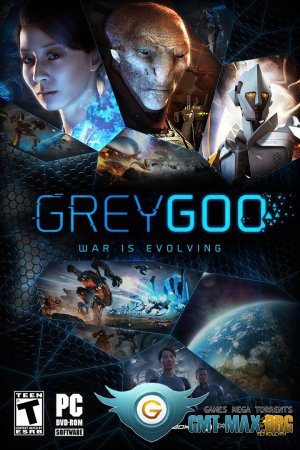 Grey Goo Crack Only (2015/RUS/ENG/Crack by 3DM)